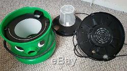 Numatic George Hoover Gve370-2 Bagged Humide / Sec Aspirateur Vert