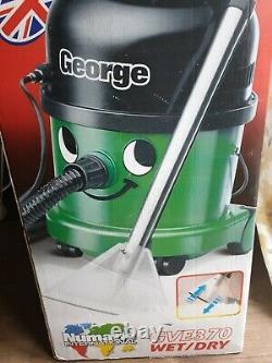 Numatic George Multi Purpose Aspirateur Tapis Rembourrage Sec Humide