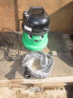 Numatic / George Vacuum Gve 370 -2 230 Volts 1200 Watts Max Humide + Sec
