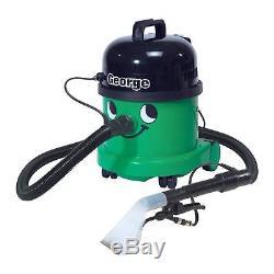 Numatic Gve370-2 Aspirateur Avec Sac 1200w George Wet & Dry En Vert