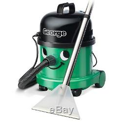 Numatic Gve370 George Wet & Dry Vacuum Cleaner 15l 1060w In Green Brand New