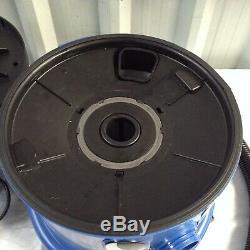 Numatic Henry Wash Hwv 370 Cylindre Wet & Dry Aspirateur Bleu