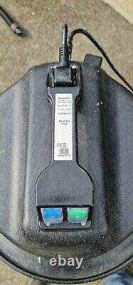 Numatic Humide / Sec Hoover Avec Pompe Automatique Wvd1800ap