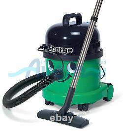 Numatic Industrial George Green Wet Dry Builders Aspirateur Hoover Gve370
