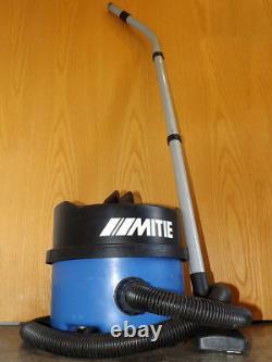 Numatic Nuv 180-1 Blue Hoover Aspirateur Électrique 230v, 850w Pas De Tuyaux