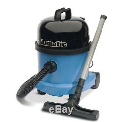 Numatic Wv370-2 15l Wet & Dry Vacuum Cleaner Bleu 110v