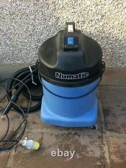 Numatic Wvd570-2 110v Aspirateur Humide Et Sec 2000w, 18,5 KG (+nouveau Tuyau)