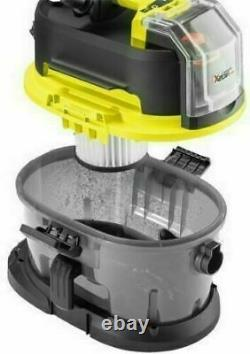 Parkside 20v Cordless Wet / Dry Vacuum Cleaner Avec Batterie 4ah & Chargeur (2021)