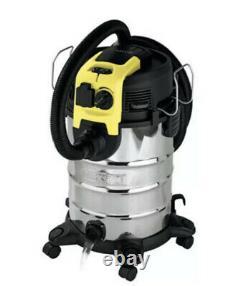 Parkside Wet & Dry 1500w Aspirateur 30l Pwd 30 A1 Livraison 1 Jour