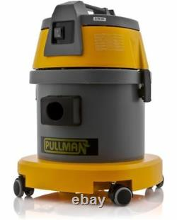 Pullman Asl10 Aspirateur Commercial Wet & Dry Italian Made