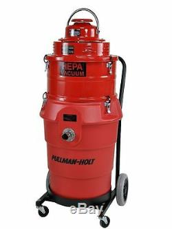 Pullman-holt 102hepa-wet / Dry Aspirateur Hepa Commercial De 12 Gallons B160421