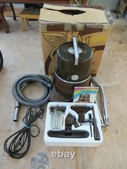 Rainbow D3c Vacuum Cannister Hose & Pièces Jointes Avec Manuel