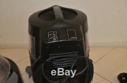 Rainbow Modèle E2 Type 12 Led Black Edition Aspirateur Traîné Avec Bloc D'alimentation