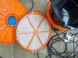 Rétro Vintage Vax Modèle 111 Aspirateur Wet & Dry Cylinder Avec Outils