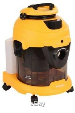 Riwall 4 En 1 Aspirateur Wet & Dry Multi-fonctionnelle Tapis Laveuse Et Ventilateur