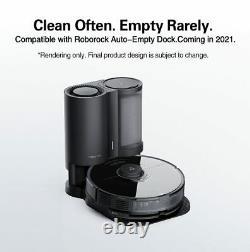 Roborock S7 Robot Vacuum Cleaner Wet Dry Smart Home Stéril De La Poussière De Balayage