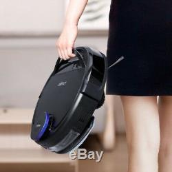 Robot Aspirateur Robotique Deebot, Nettoyant Contrôlé, Nettoyage À Sec Humide