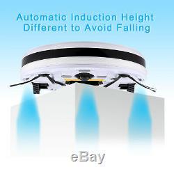 Robot Balayeur De Nettoyage De Poussière De Plancher Automatique Ilife V5s Pro Smart