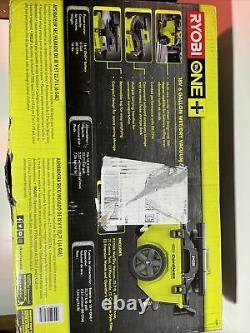 Ryobi Cordless 18v Wet & Dry Vac Vide Sans Fil 6 Gallons P770