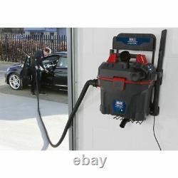 Sealey Gv180wm Garage Vide 1500w Avec Mur Télécommande De Montage