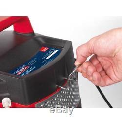 Sealey Valet Machine Wet & Dry 30ltr Pour Le Nettoyage De Voiture / Tapis / Tapisserie D'ameublement