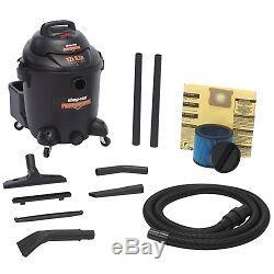 Shop Vac 9621210 12 Gallon 6.5 Php Humide / Sec Utilitaire Vac