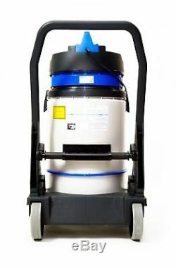 Skyvac Commercial Wet & Dry Vide Gutter Machine De Nettoyage 4 Pôles (6 M / 20ft)