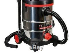 Sparky 30 Litres Wet & Dry Site Aspirateur 1700w 110v Spkvc1431l VC 1431