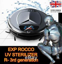 Stérilisateur Uv À Sec Pour Vadrouille Humide Exp Rocco Robot Aspirateur Exp Rocco