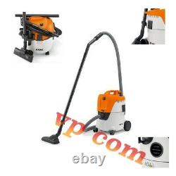 Stihl Se62 Wet & Dry Vacuum Cleaner New Powerful Hoover 1400w Heavy Duty