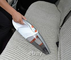 Streetwize Wet & Dry Cyclone Power Handheld Car Caravan Vacuum With Hepa Filter