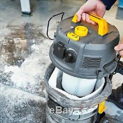 Vacmaster Classe M Aspirateur Industriel 240v Wet & Dry Aspirateur 38l