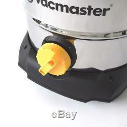 Vacmaster Industriel Aspirateur Wet & Dry L Classe Poussière Extracteur 110v