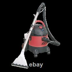 Valeting Machine Wet & Dry Avec Accessoires 20ltr 1250with230v Sealey Pc310