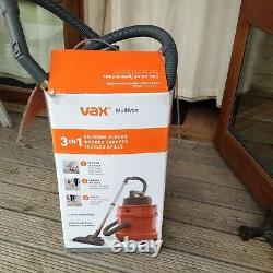 Vax 6131 3-en-1 Nettoyeur À Vide Et À Sec Multivax Et Lave-linge Pour Tapis