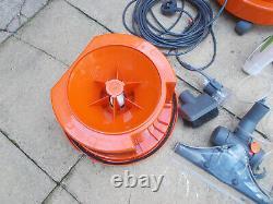 Vax 6131 Multivax Humide Et Sec 2 En 1 Récipient Aspirateur Et Nettoyant Pour Tapis