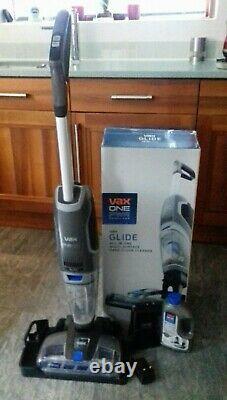 Vax Onepwr Glide Cordless Hard Floor Cleaner Clhf-glks Encadré