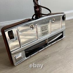 Vtg Arc-en-vide Canister D3a Buse R-puissance 1650 Avec L'outil Caddy & Accessoires