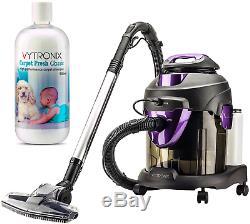 Vytronix Mfw1600 Multifunction 1600w 4 En 1 Wet & Dry Aspirateur De Tapis Et