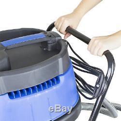 Wet & Dry Aspirateur Industriel 100l Litres Souffleur 3000w Filtre Hepa Hyundai