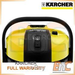 Wet / Dry Rondelle Aspirateur Karcher Se 4001 Spécial 1400w 1,081 À 136,0