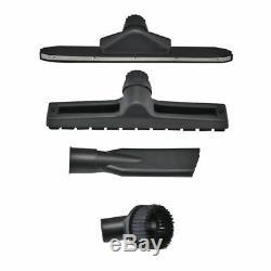 Wet & Dry Vacuum Cleaner Aspirateur Industriel 80l Litres 3600w En Acier Inoxydable Carwash
