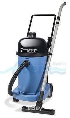 Wv470 Blue Aspirateur Pour Déchets Secs Et Humides Commercial Numatic 240v Hoover